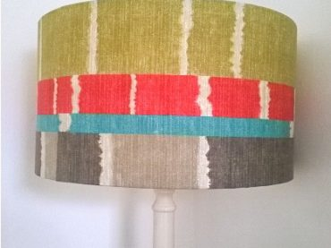 Upcycled Standard Lamp